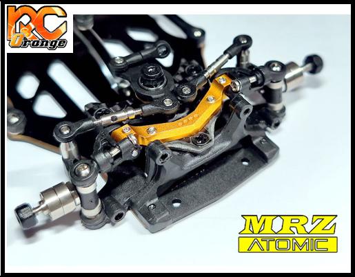 RC ORANGE Atomic MRZ MINI Z 1 28 MRZ UP15