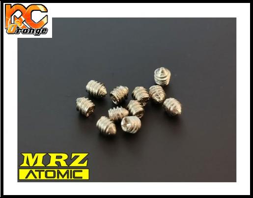 RC ORANGE Atomic MRZ MINI Z 1 28 MRZ UP24 SC