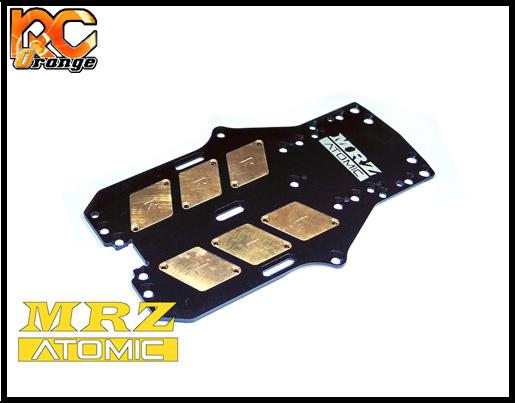 RC ORANGE Atomic MRZ MINI Z 1 28 MRZ UP29
