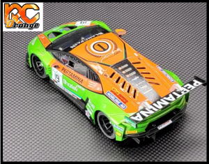 RC ORANGE GL RACING – GL LBO GT3 001 mini z Lamborghini GT3 Body 001 Limited Edition 1