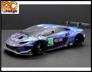 RC ORANGE GL RACING – GL LBO GT3 002 mini z Lamborghini GT3 Body 002 Limited Edition
