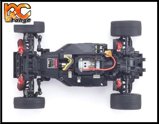 RC ORANGE KYOSHO – 32091EGBK KYOSHO MINI Z BUGGY MB010 KT 531P FHSS 2.4 GHz 32091EGBK Chassis 1 24 INFERNO MP9 Emerald Vert Noir 1
