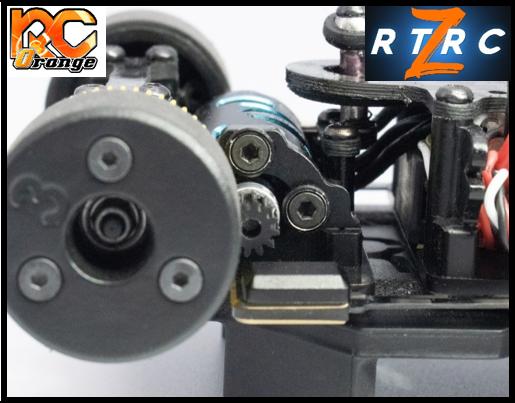 RC ORANGE RTRC – RT019V1.2 – Support moteur RTA V1.2 1