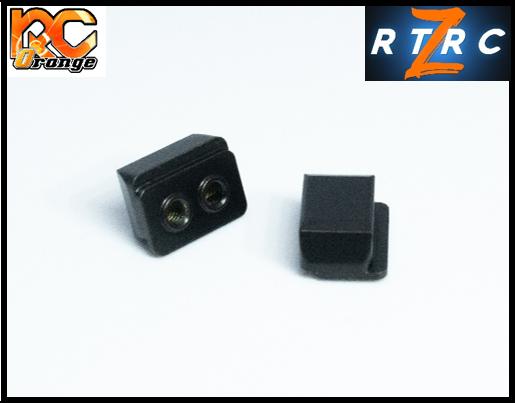 RC ORANGE RTRC – RT083 – Option RTA Bride laiton lames carbone 18gr 2