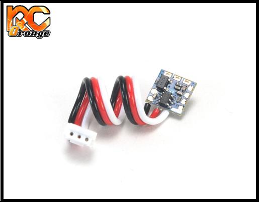 PN RACING 500804C Circuit V4 programmable pour servo de Mini Z et PNR2.5W