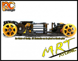 RC ORANGE Atomic MRT MINI Z 1 28 MRT KIT 1