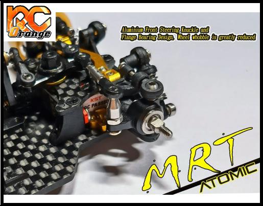 RC ORANGE Atomic MRT MINI Z 1 28 MRT KIT 2