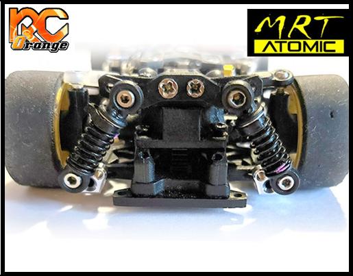 RC ORANGE Atomic MRT MINI Z 1 28 MRT KIT 4