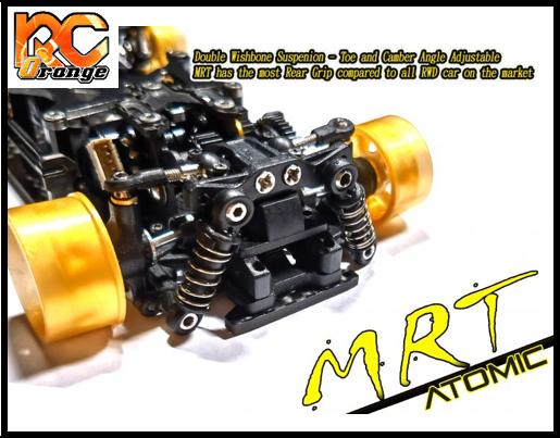 RC ORANGE Atomic MRT MINI Z 1 28 MRT KIT