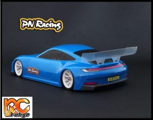 RC ORANGE PN RACING – 600815 Mini Z 992GT3 1 28 Lexan Body Kit 1