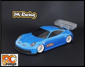 RC ORANGE PN RACING – 600815 Mini Z 992GT3 1 28 Lexan Body Kit 3