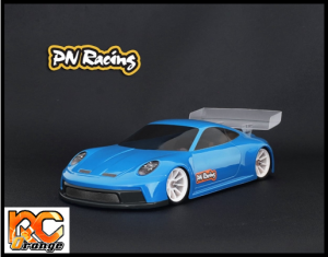 RC ORANGE PN RACING – 600815 Mini Z 992GT3 1 28 Lexan Body Kit 4