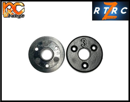 RC ORANGE RTRC – RT087 Flanc unitaire D19