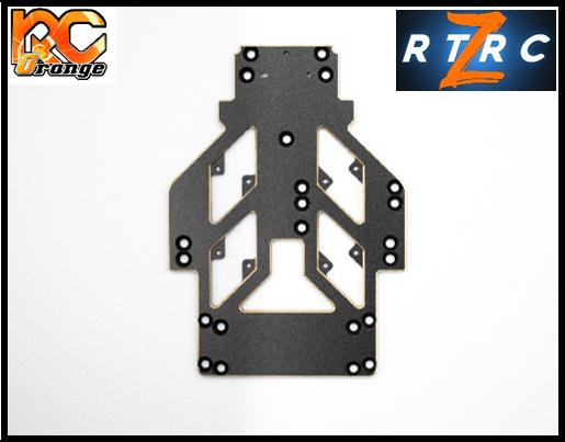 RC ORANGE RTRC Chassis laiton RTA option – RT084 MINI Z