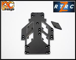 RC ORANGE RTRC Kit poids laiton chassis RTA – RT090 MINI Z 1