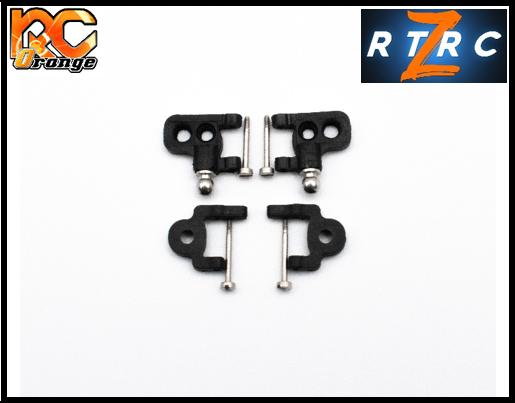 RC ORANGE RTRC Kit triangles A Arms RTA V1.2 – RT001 V1.2 MINI Z 1