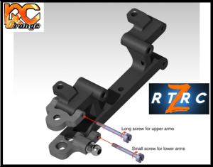 RC ORANGE RTRC Kit triangles A Arms RTA V1.2 – RT001 V1.2 MINI Z 3