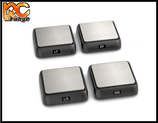 RC ORANGE SKYRC MINI Z SCWS2000 Balance haute precision Bluetooth 5.0 2